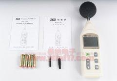 可固定泰仕噪音计TES-1350R
