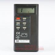 单通道接触式数字温度计TES-1310