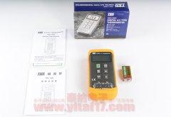 双通道温度表 TES-1306