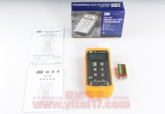 TES-1306接触式双通道温度表