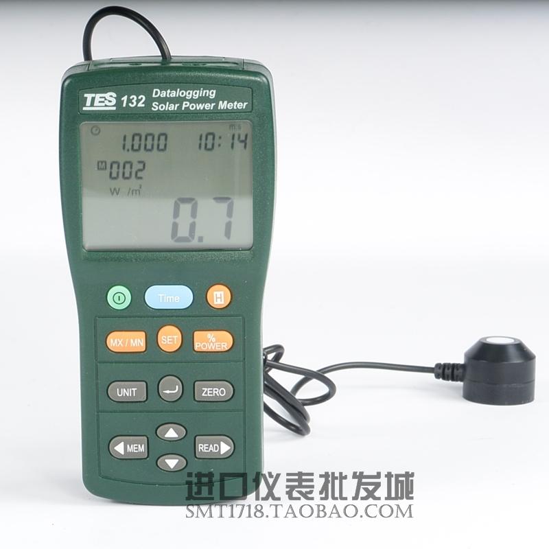 TES-132记录型太阳能表