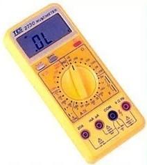 TES-2730可联机数字万用表