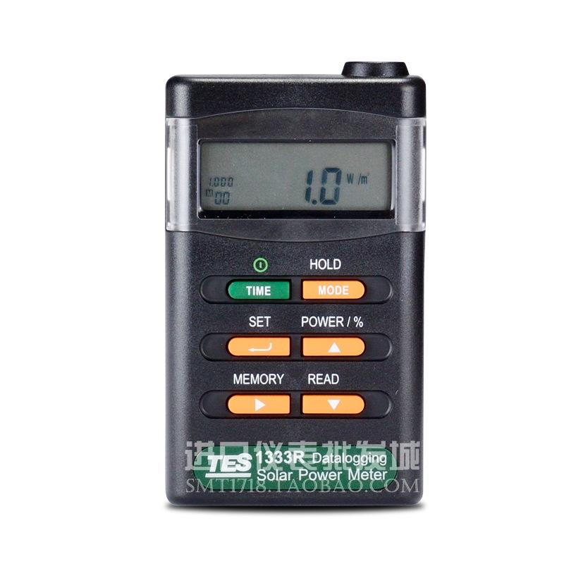 台湾泰仕TES-1333/1333R太阳能功率表