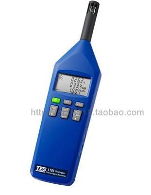 TES-1161大气压温湿度计