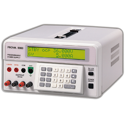 台湾宝华PROVA-8000可程控稳压稳流电源