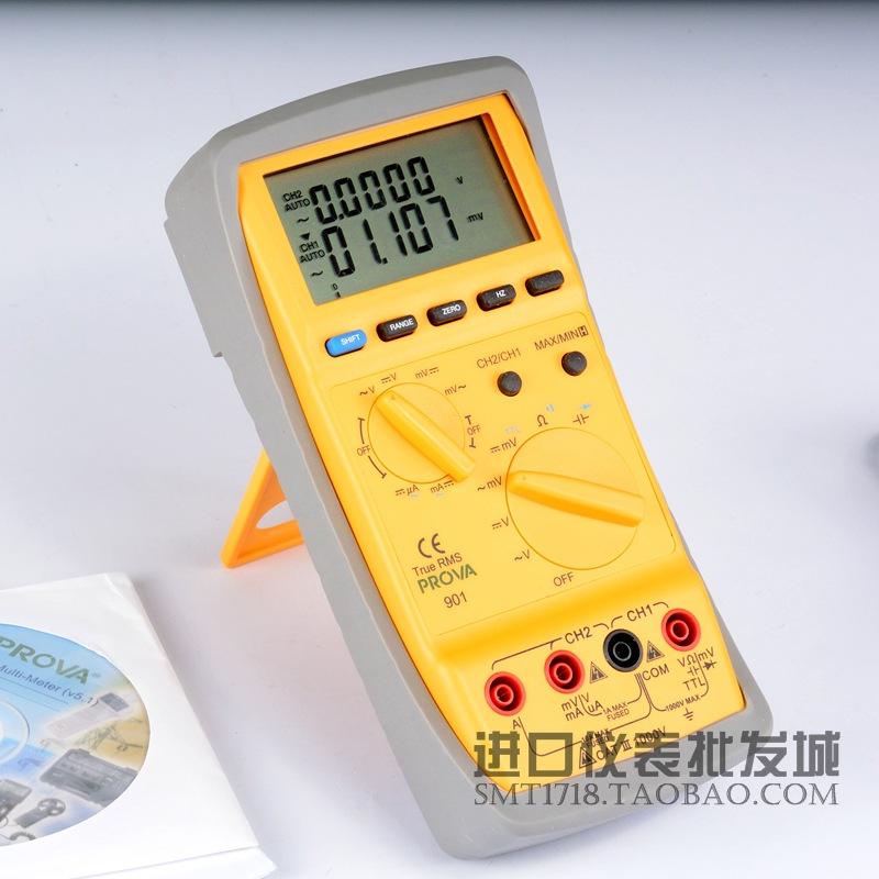 PROVA-901多功能双通道万用表