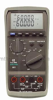 PROVA-803双通道万用表