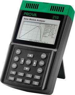 宝华PROVA-210高精度太阳能电池测试仪